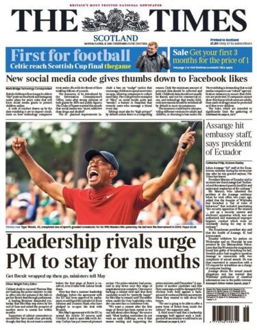 The Times Scotland