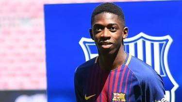 Ousmane Dembele huenda akaenda Juventus