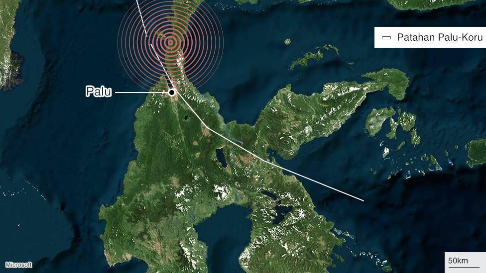 Tsunami Palu