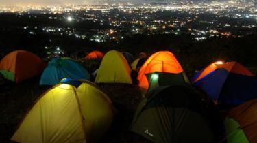 Tahun baru di Cipelang, Bogor