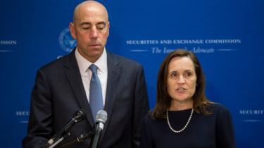 SEC Co-Directors of Enforcement Steven Peiken and Stephanie Avakian