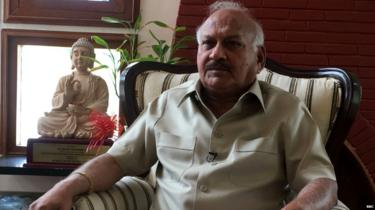पंजाब के स्वास्थ्य मंत्री ब्रह्म मोहिंदर