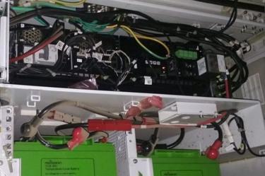 CCTV cabinet