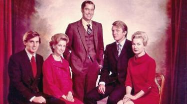 The Trump family siblings