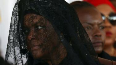 Grace Mugabe yaherekeje isanduku