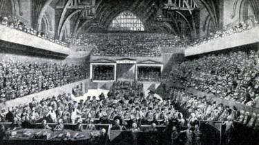১৭৮৮ সালে ওয়ারেন হেস্টিংসের সংসদীয় বিচার বা ইমপিচমেন্ট।