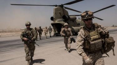 Soldados de Estados Unidos.