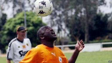 Pierre Nkurunziza alikuwa mwanamichezo