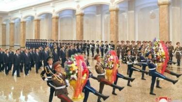 Uvumi ulianza wakati Kim Jong un alipokosa sherehe ya kuzaliwa kwa babu yake