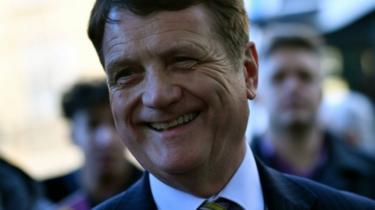 UKIP leader Gerard Batten