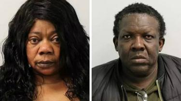 Two illegal immigrants jailed for fraudulently claiming to be Grenfell victims _101811062_grenfellfraud