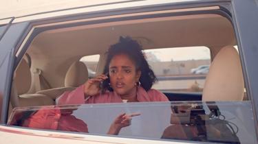 نصحت بسمة بالتوقف عن تصوير فيلمها ومغادرة السعودية