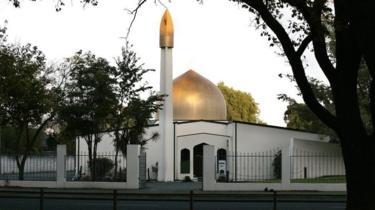 masjid Christchurch.