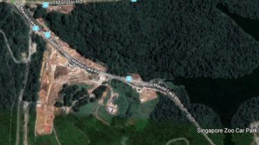 Google satellite image