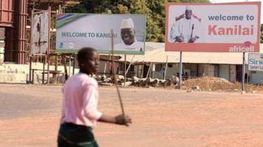 Jammeh yakundaga kenshi kujya iwabo ahitwa Kanila aho yari afite urugo