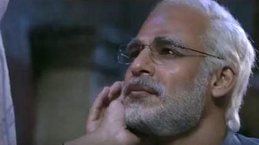 विवेक ओबेरॉय प्रधानमंत्री नरेंद्र मोदी के क़िरदार में.