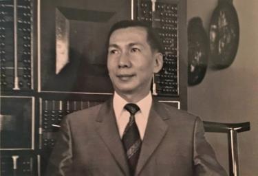 Bộ trưởng Tài chính VNCH, ông Châu Kim Nhân vừa tạ thế ở Hoa Kỳ