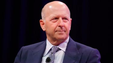 Goldman Sachs CEO David Solomon