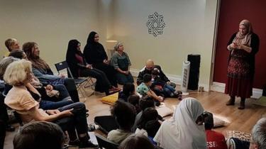 Kegiatan di Badan Amal Muslim Wales.
