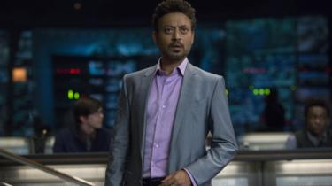 Irrfan Khan's still from Jurassic World