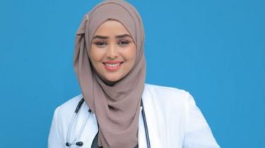 Dr Maryan Maxamuud Cabdi