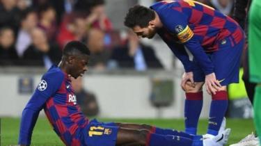 Barcelona wameweka dau la £53m dhidi ya mshambuliaji wa Ufaransa wa miaka 22- Ousmane Dembele,