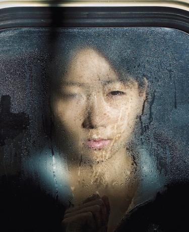 Michael Wolf, Tokyo Compression #18, 2010