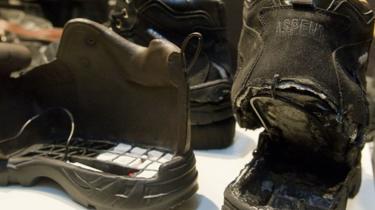 الحذاء المفخخ