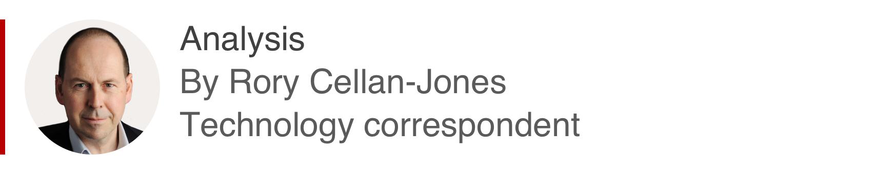 Uchambuzi na Rory Cellan-Jones, mwanahabari wa masuala ya teknolojia