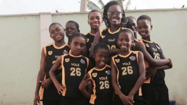The Ikorodu Talented Kids and Seyi