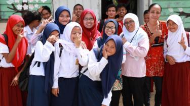 murid, clc, pusat pembelajaran masyarakat, malaysia, sabah, tki