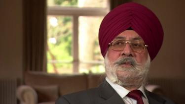 Tarsem Singh Sandhu in 2019