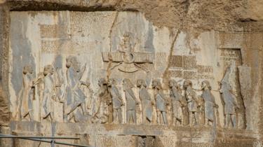 برسيبوليس، عاصمة الإمبراطورية الأخمينية الفارسية القديمة