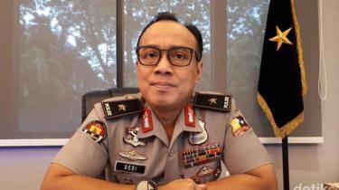 Kepala Biro Penerangan Masyarakat Humas Polri, Brigjen Dedi Prasetyo