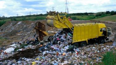 Rubbish dump Fleetwood Kent