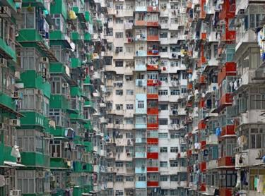 Michael Wolf, Architecture of Density #119