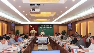 Khai trừ Đảng GS Chu Hảo là một trong số nội dung Ủy ban Kiểm tra (UBKT) Trung ương tuyên bố trong kỳ họp từ 12 đến 14/11/2018.