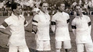 Filhos de espanhóis, italianos, alemães e ingleses representaram Brasil no início do século 20