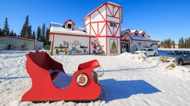 The Santa Claus House