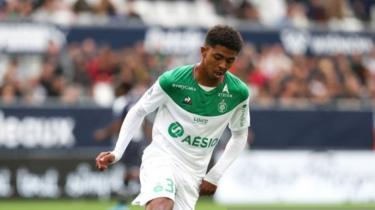 Wesley Fofana wa Saint Ettiene