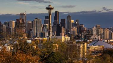 Seattle skyline. File photo