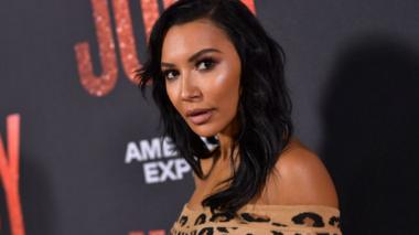 Naya Rivera at an event in California in 2019