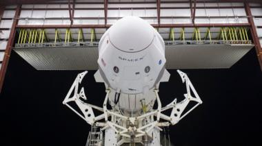 """This is the first """"operational"""", or routine, crew transport mission for SpaceX"""