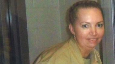 Lisa Montgomery in jail. File photo