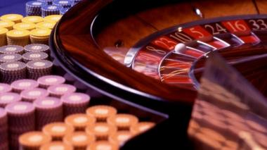 File image of a roulette table