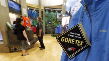 Gore-Tex is used in waterproof jackets