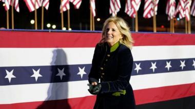 Jill Biden (file photo)