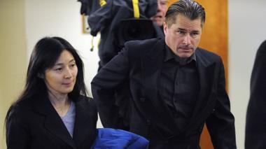 Richard and Mayumi Heene told police their son had floated away on a helium balloon