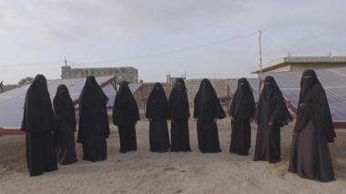 Ten women in Yemen's Abs district have built and now run a solar microgrid.