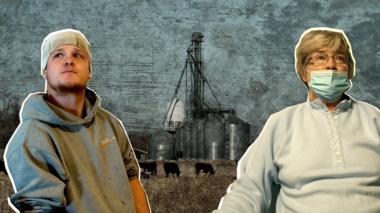 Two North Dakota residents